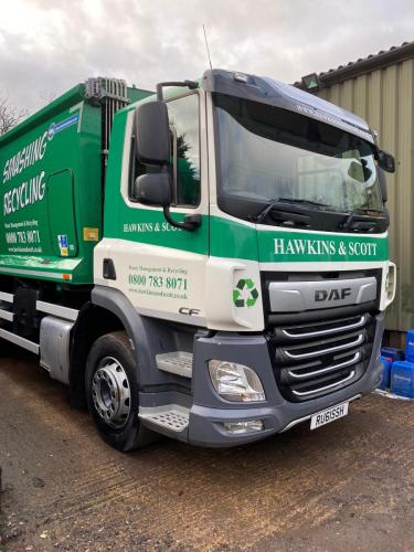 Hawkins  Scott Recycling & Waste Management