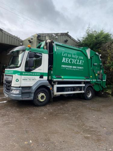 Rubbish Collection by Hawkins and Scott